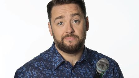 Jason Manford will be performing at the Marina Theatre in Lowestoft in 2018. Photo: Marina Theatre