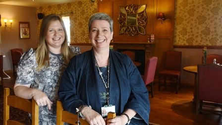 A new dementia cafe is being started at the Copper Beech pub for carers of people with dementia.Lyn