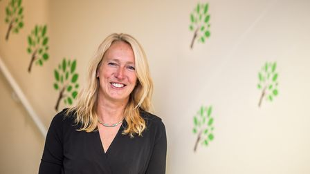 Norfolk and Suffolk NHS Foundation Trust director of finance Julie Cave. Picture: Courtesy of NSFT