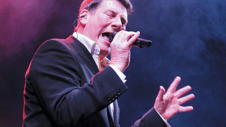 Tony Hadley who is appearing at Let's Rock Norwich. Picture Let's Rock Norwich! The Retro Festival.