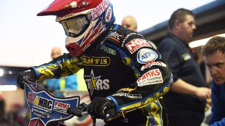 Kings Lynn have been forced into two late changes ahead of tonights Premiership trip to Leicester