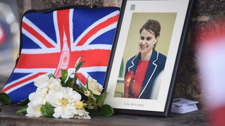 Vigils were held around the country after Jo Cox was murdered. Picture: Denise Bradley