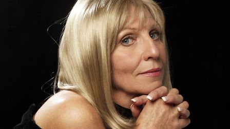 Tina Law as Barbra Streisand. Picture: JAMES CUMPSTY