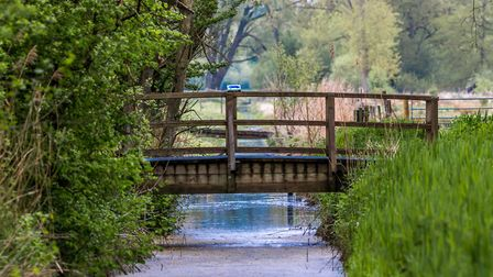 Favourite view at Sculthorpe. Picture: Wayne Smith