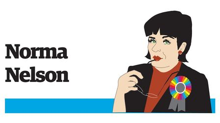 Norma Nelson. Photo: Archant