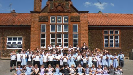 Flitcham Primary Academy. Picture: Diocese of Norwich Education and Academies Trust (DNEAT)