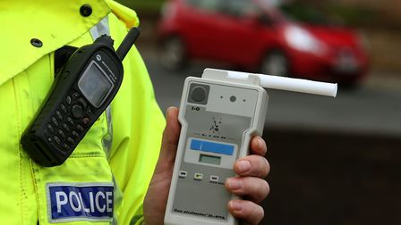 Several drivers were arrested over night for driving under the influence of drink or drugs. Photo: A