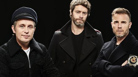 Take That are coming to Norwich as part of their 2017 tour. Photo: supplied by DawBell PR.