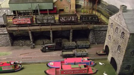 The King's Lynn Model Railway Club are holding their inaugural exhibition on June 24. Picture: Colin