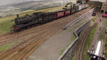 The King's Lynn Model Railway Club are holding their inaugural exhibition on June 24. Picture: Coli