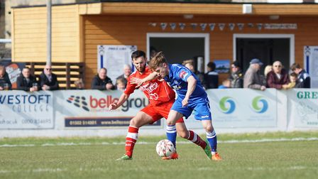 Jamie Forshaw has signed for Dereham Town. Picture: Shirley D Whitlow