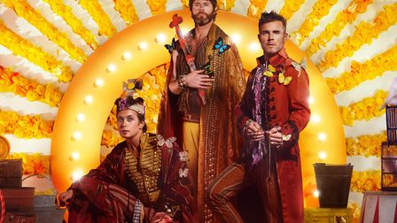 Take That are performing at Carrow Road on June 15 and 16. Photo: supplied by DawBell.