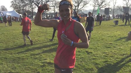 Joanne Ogogo is set to represent the UK in the OCR World Championships. Picture: Helen Quinn