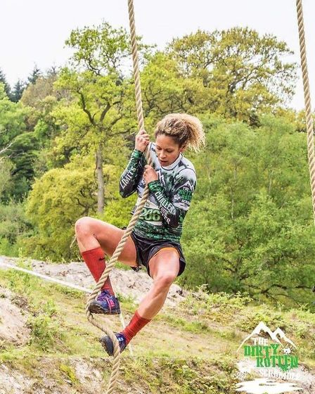 Joanne Ogogo is set to represent the UK at the OCR World Championships. Picture: Helen Quinn