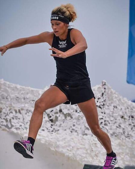 Joanne Ogogo is set to represnt the UK at the OCR World Championships. Picture: Helen Quinn