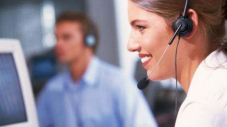 Talking too loudly, faulty technology and kitchen thieves were among the top office irrtatants. Pict