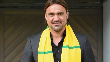 Daniel Farke's first cup match as Norwich City head coach will be against Swindon in the first round