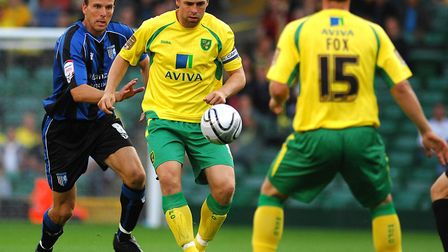 The last time Norwich City featured in the first round of the League Cup was in 2010, beating Gillin