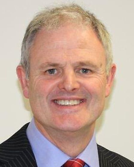 Andrew Bunyan, the previous interim director of children's services at Norfolk County Council. Pic: