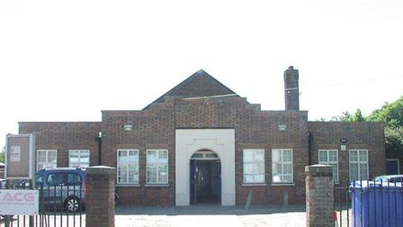Aylsham Drill Hall has been bought by the town council. Picture: Aylsham Town Council