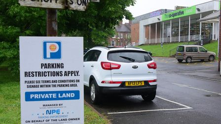 Traders have spoken out against new parking regulations being imposed at Earlham House Shopping Cent