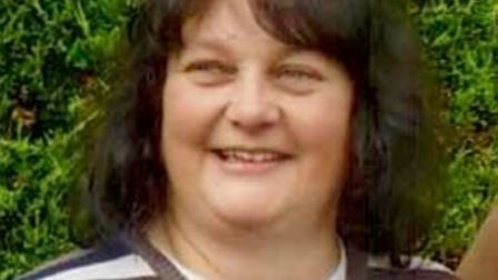 Rebecca Brown, 43, who died after her Fiat people carrier was in a collision with a Fendt tractor ne