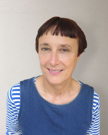 Election artist Cornelia Parker, courtesy of the artist and Frith Street Gallery, London. Photo: Li