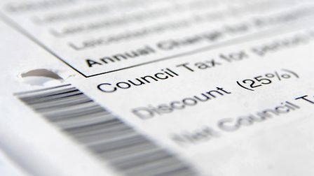 Council tax bills in Norfolk could rise again. Pic: Joe Giddens/PA Wire