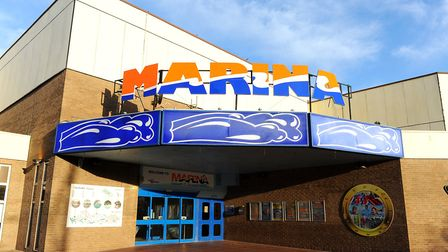 The Marina Leisure Centre in Great Yarmouth. Picture: James Bass