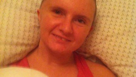Kerry Ann Philpott suffered life changing injuries after she fell from a window. Photo: Gemma Searby