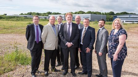Proserv is moving from its existing site to new purpose-built premises located at Beacon Park, Gorle