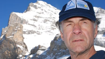 Sir Ranulph Fiennes, who is bringing his show to the Corn Exchange. Picture: Submitted