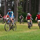 The EACH Ride For Life from Thetford Forest 2016. Picture: Sonya Duncan