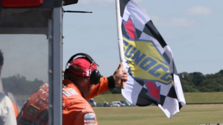 There is a mixed bag on offer at Snetterton this weekend. Picture: Jakob Ebrey