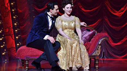 Funny Girl is coming to Norwich Theatre Royal. Photo: Paul Coltas.