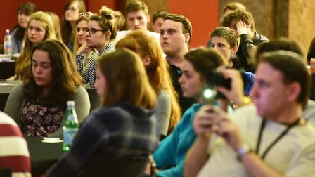 Young People's Election Debate.