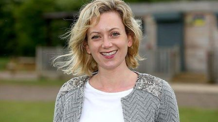 Danielle Glavin, Labour's parliamentary candidate for South Norfolk. Pic: Labour Party.