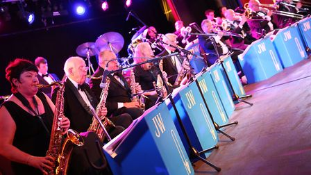Jonathan Wyatt Big Band will be performing the sounds of the Rat Pack along with guest singers in Go