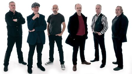 Ever popular folk-blues band Lindisfarne will be performing in Norwich. Picture: Submitted