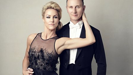 Strictly pro couple Ian Waite & Natalie Lowe return with their new show Somewhere In Time at King�s