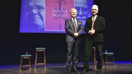 Norfolk-born doctor Harry Br�njes and forensic psychiatrist Andrew Johns are bring their production