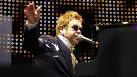 Greater Anglia are putting on extra trains for Elton John's concert in Ipswich. Picture: James Bass