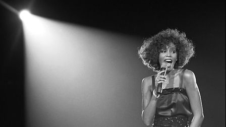Nick Broomfield's documentary Whitney: Can I Be Me. Picture: Dogwoof/David Corio