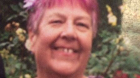 The ride against cancer charity event is in memory of Angela Amies (pictured). Photo: Supplied by Su