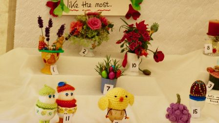 The Loddon in Miniature display at Holy Trinity Church in Loddon. Picture: Caroline Bown Photography