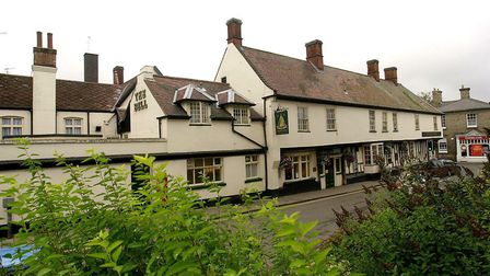 The Bell Hotel in Thetford, where the event will take place. Picture: DENISE BRADLEY