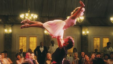 Eighties favourite Dirty Dancing gets multiple screenings under the stars across the region. Picture