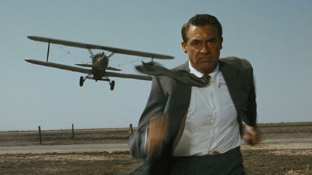 Hitchcock's classic North by Northwest will be amongst the films being screened at Nowich's Plantati