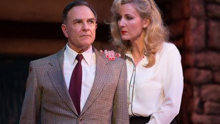 Strictly Murder, starring Brian Capron (Coronation Street, Where the Heart Is) and Corrinne Wicks (D