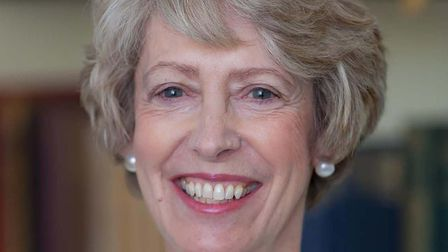 Newly appointed STP indepedent chair for Norfolk and Waveney, Patricia Hewitt. Photo: NNUH